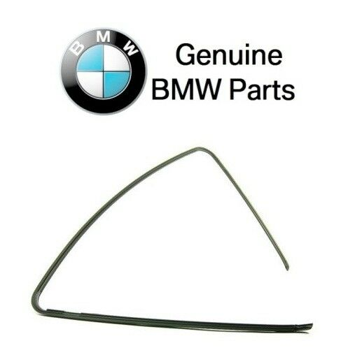 BMW E36 318is 325is 328is Windshield Moulding Tirm Seal