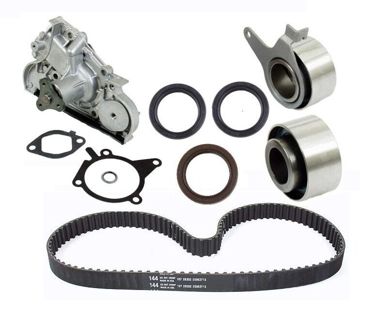how to change timing belt seal