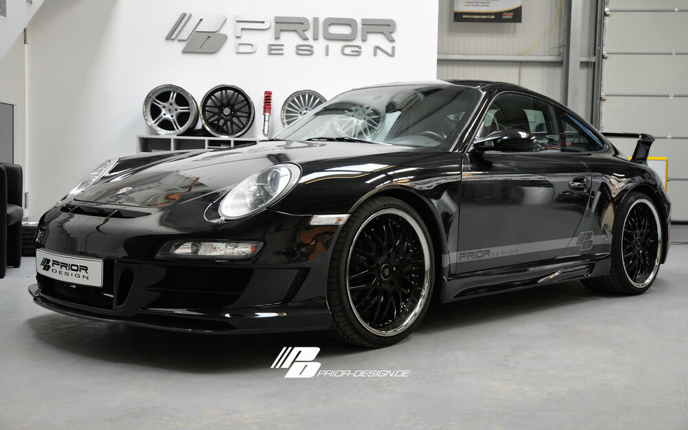 porsche 911 997 full body kit carrera c2 c4 s front rear. Black Bedroom Furniture Sets. Home Design Ideas