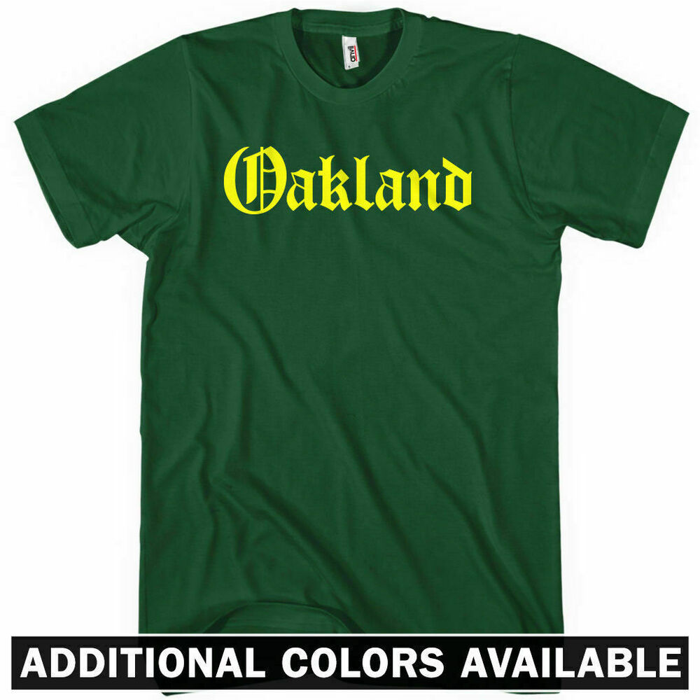 Oakland t shirt gothic 510 east bay area california for South bay t shirts