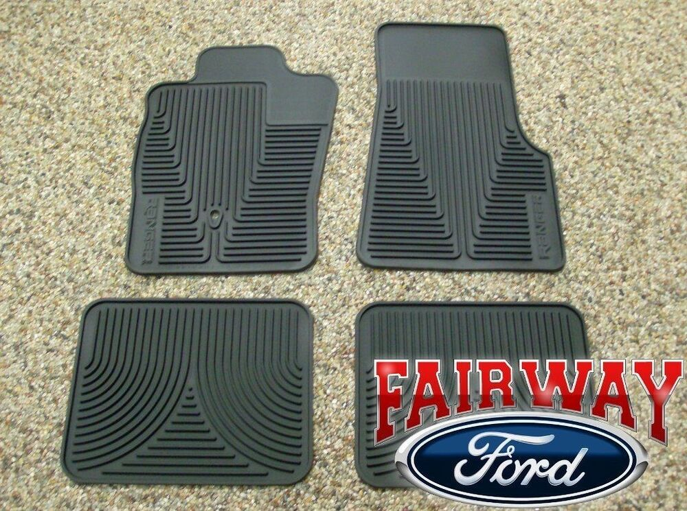 05 06 07 08 09 10 Ranger Oem Genuine Ford Rubber All