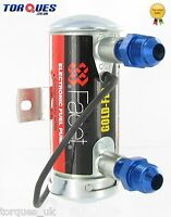 AN -8 (JIC -8) Facet Works Red Top Fuel Pump Ideal for Swirl Pot Lift Pump