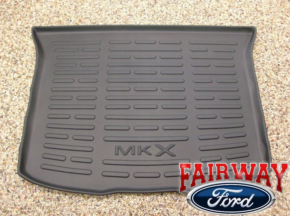 2007 2008 2009 2010 Mkx Oem Lincoln Black Rubber Cargo