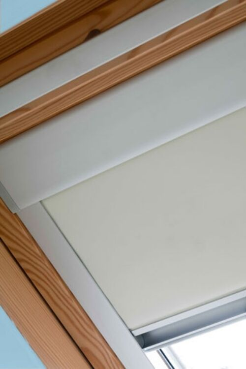 Velux fo6 compatible skylight roof blackout roller blinds Velux skylight shade