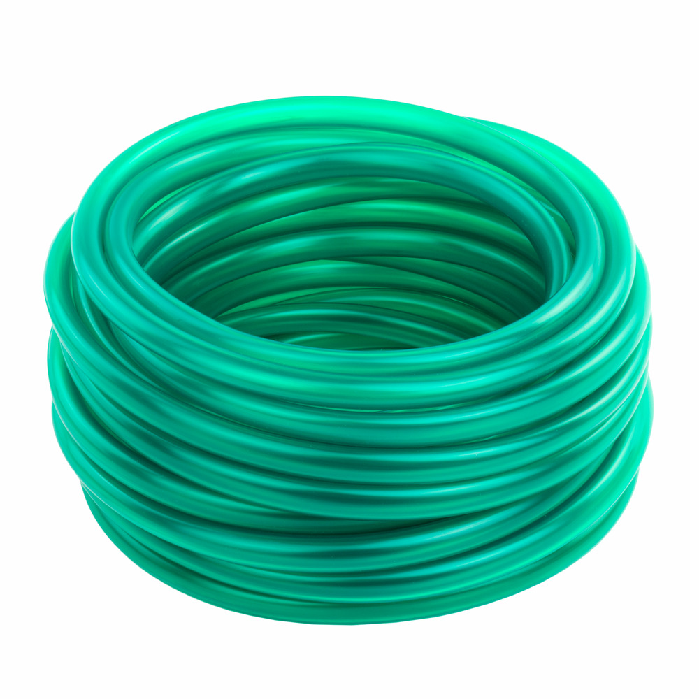 Mm inch green flexible pvc hose fish pond pump