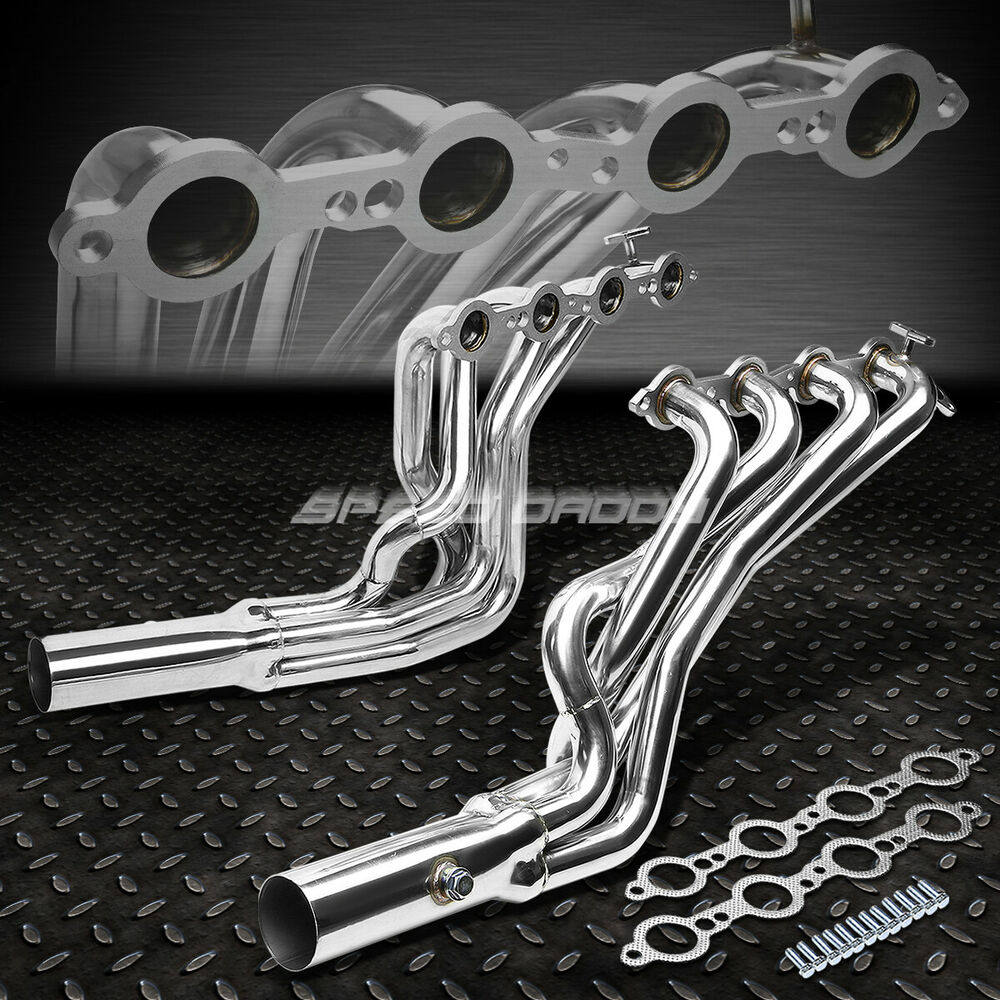 RACING MANIFOLD HEADER/EXHAUST 98-02 CAMARO/PONTIAC