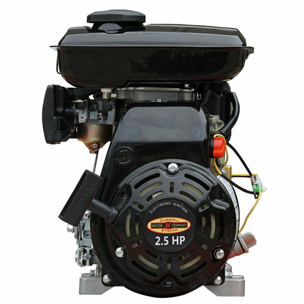 Brand new 2 5hp gas engine tiller mini bike 2 5 hp fast 5hp motor