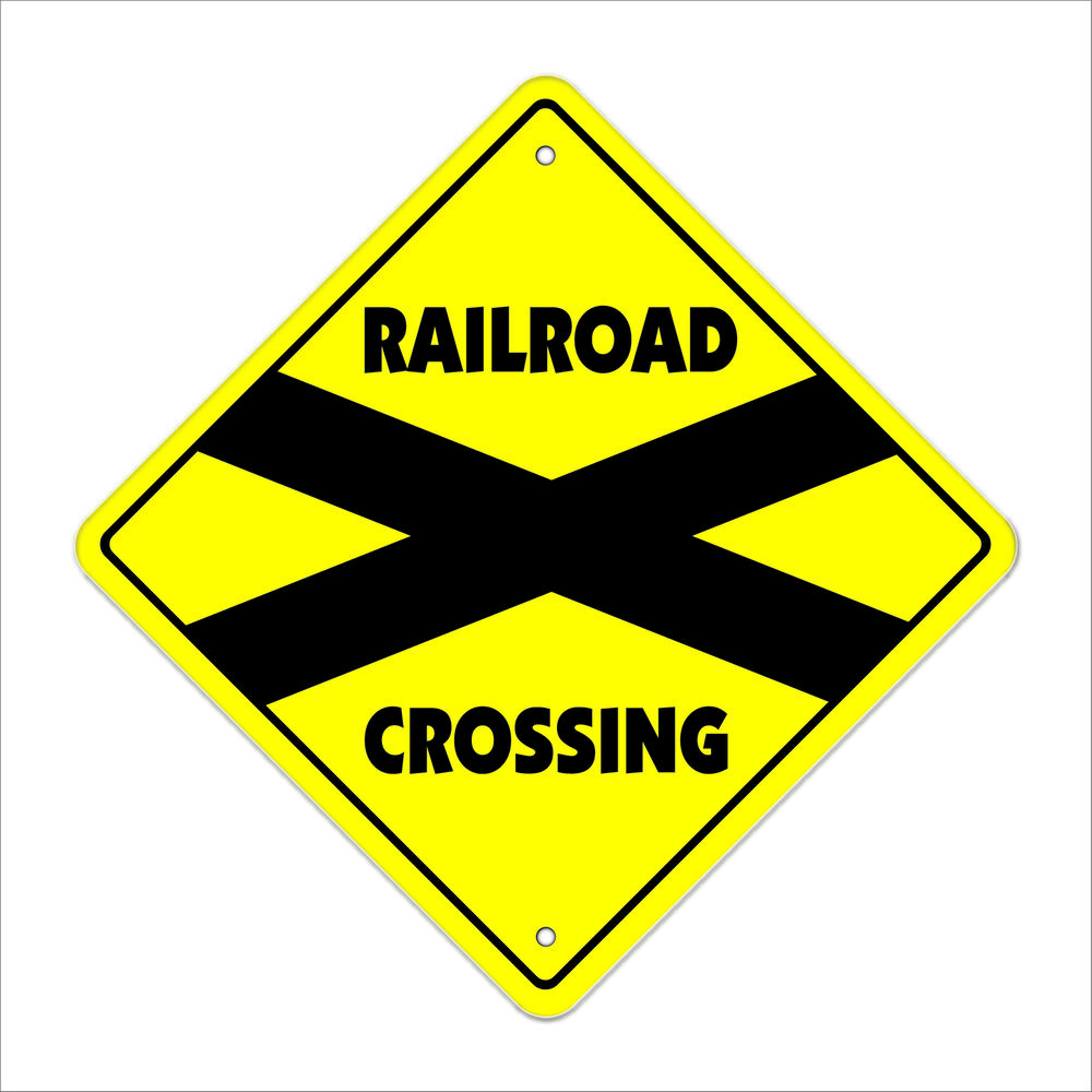 railroad signs Certain key elements help define a railroad and just as four-way stop signs are an inefficient way perhaps the most classic of all railroad signals.