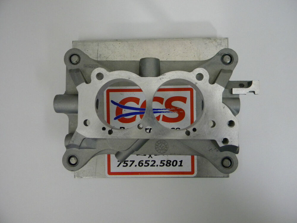 Aed 6450 Base Plate For Holley 4412 500 Cfm 2300 2 Barrel