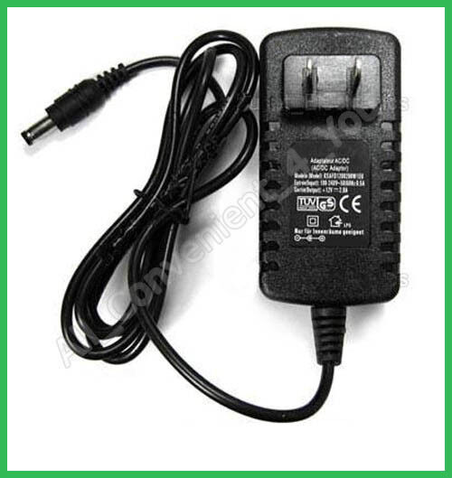 Us Dc 9v 2 5a Switching Power Supply Adapter 100 240 Ac Ebay
