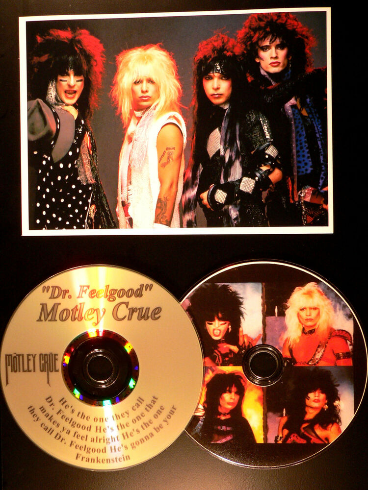 Motley Crue Dr Feelgood - Picture Disc & Laser Lyric CD ...  Motley Crue Dr Feelgood Song List