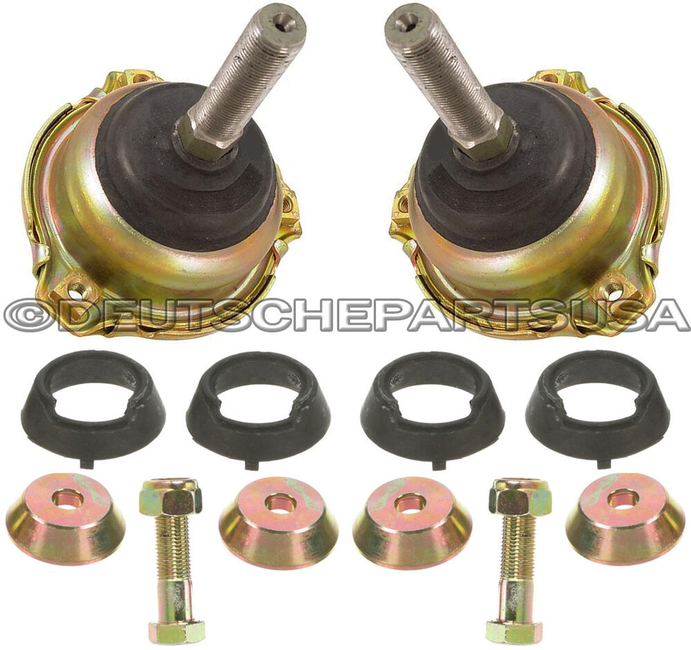 Mercedes W123 Caster Ball Joint Bushing Track Guide Rod