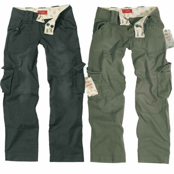 SURPLUS RAW VINTAGE Damen Premium Trekking Hose & Shorts in