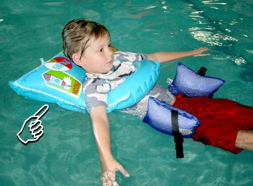 Sprint Triangle Ring Special Needs Cp Aquatic Therapy