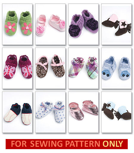 baby shoes sewing pattern free car interior design. Black Bedroom Furniture Sets. Home Design Ideas