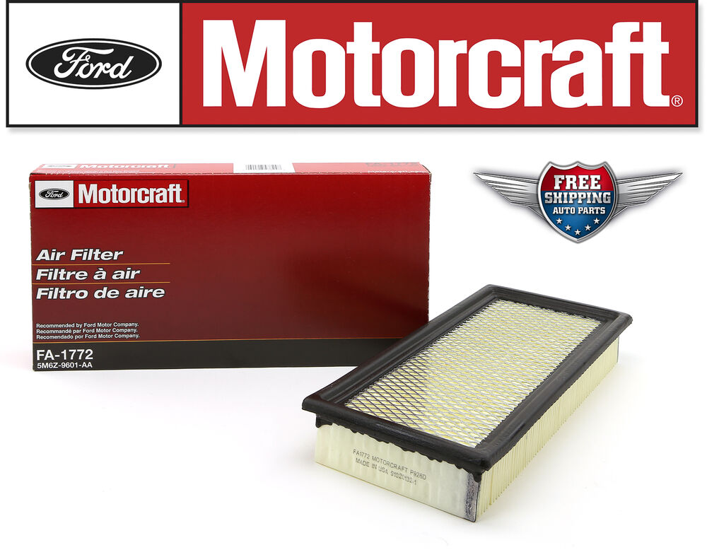 crafts that sell genuine motorcraft engine air filter fa1772 ma1185 49187 1772
