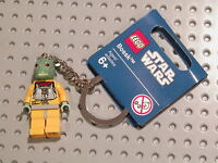 LEGO Star Wars Bossk Key Chain NEW Mint Minifig Keychain