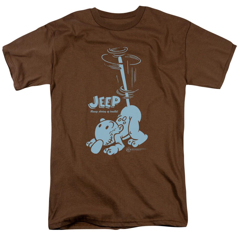 Jeep clothes store