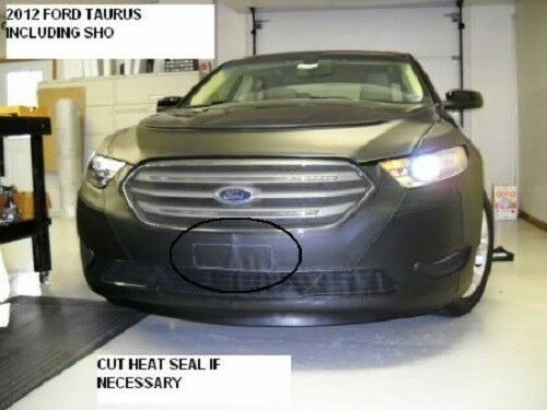 2016 Ford Taurus Sho >> Lebra Front End Mask Cover Bra Fits FORD TAURUS and SHO ...