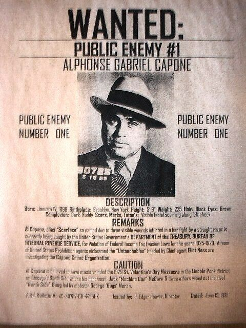 Top 10 Fascinating Facts About Al Capone's Final Years