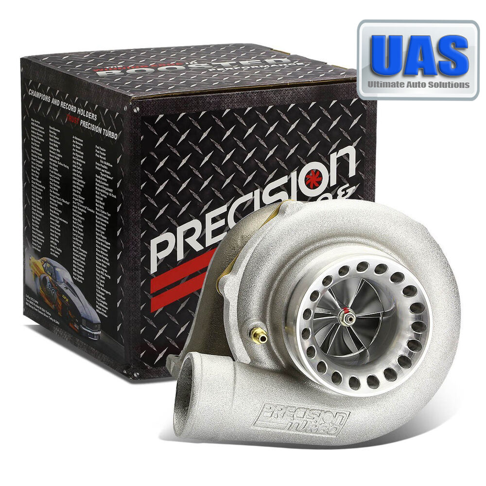 Precision Turbo Pt6266 Cea Turbocharger: Precision 6262 Billet CEA Turbo SP T4 V-Band .68 A/R