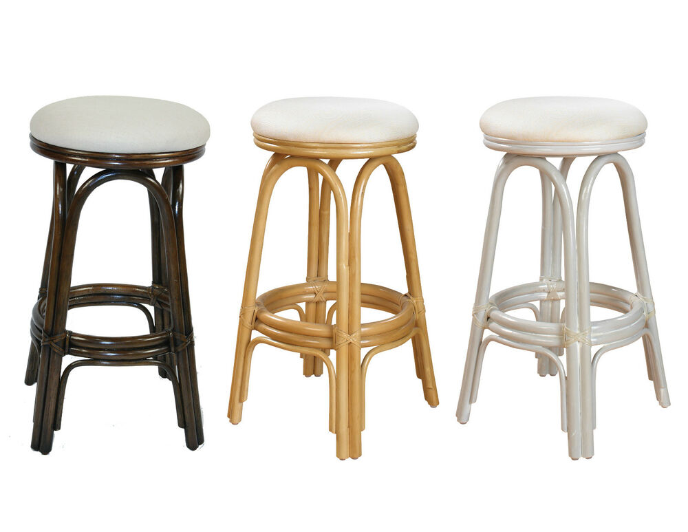 CARMEN WICKER RATTAN 30quot BAR STOOL amp 24quot COUNTER STOOL  : s l1000 from www.ebay.com size 1000 x 773 jpeg 77kB