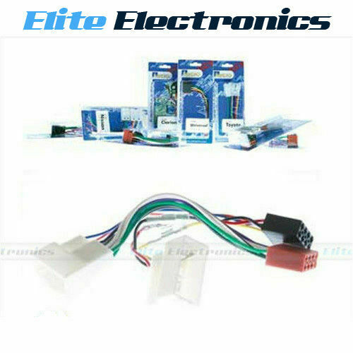 details about iso wiring harness plug lead wire loom connector for hyundai  ix35 imax iload