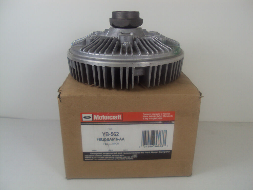 Motorcraft Yb562 Engine Cooling Fan Clutch Ford Power