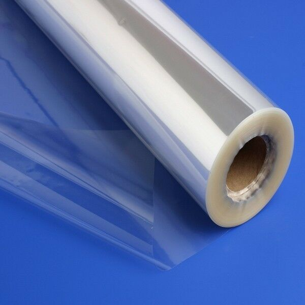 Clear Cellophane Gift Wrapping Plastic Film Cello Roll