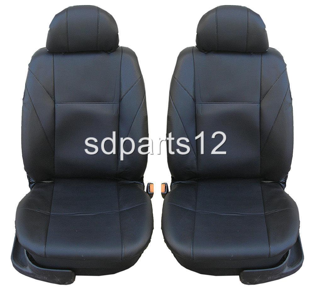 1 1 Premium Leatherette Seat Covers For Bmw 1 3 5 6 7 M X3