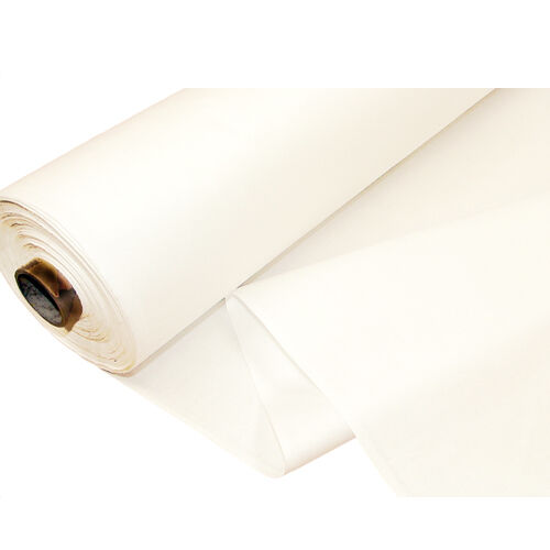 Thermal Blackout Curtain Lining Fabric 3 Pass White Material Sold Per Metre Ebay