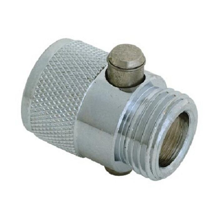 Water Saving Shower Heads >> Push Button Volume Flow Control Valve For Shower Head Brass Body LOW S/H FEES!   eBay