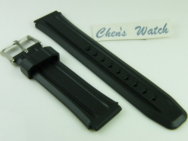HQ 20MM PVC RUBBER DIVER WATCH BAND STRAP FITS SEIKO 20 MM ...