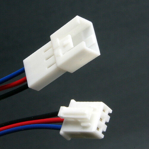 10pcs Small 3pin Terminal Lead Wire Harness