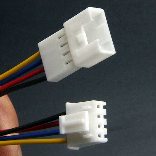 10pcs Small 4pin Terminal Lead Wire Harness