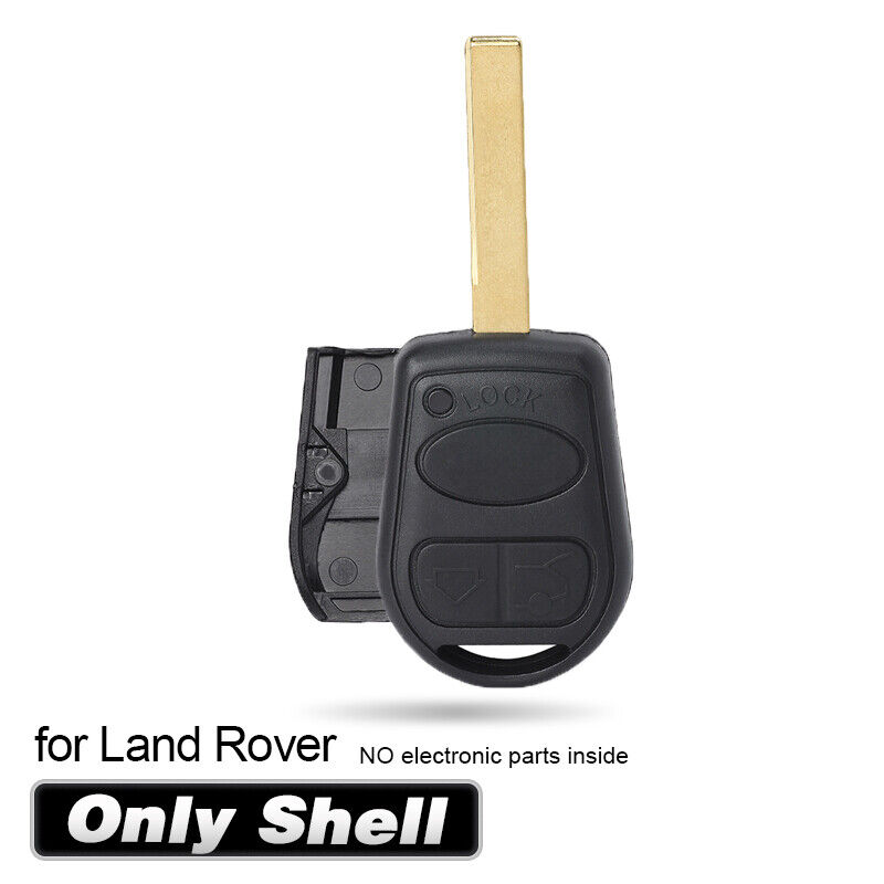Remote Key Case Shell Fob 3 Button For LAND ROVER Range
