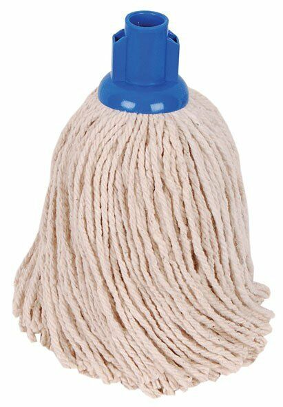 Business & Industrial Heavy Duty Socket Mop Heads Blue Colour Other Cleaning Supplies