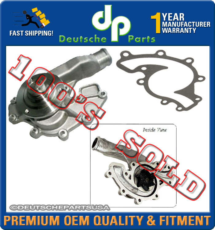 LAND ROVER RANGE ROVER DISCOVERY WATER PUMP + GASKET