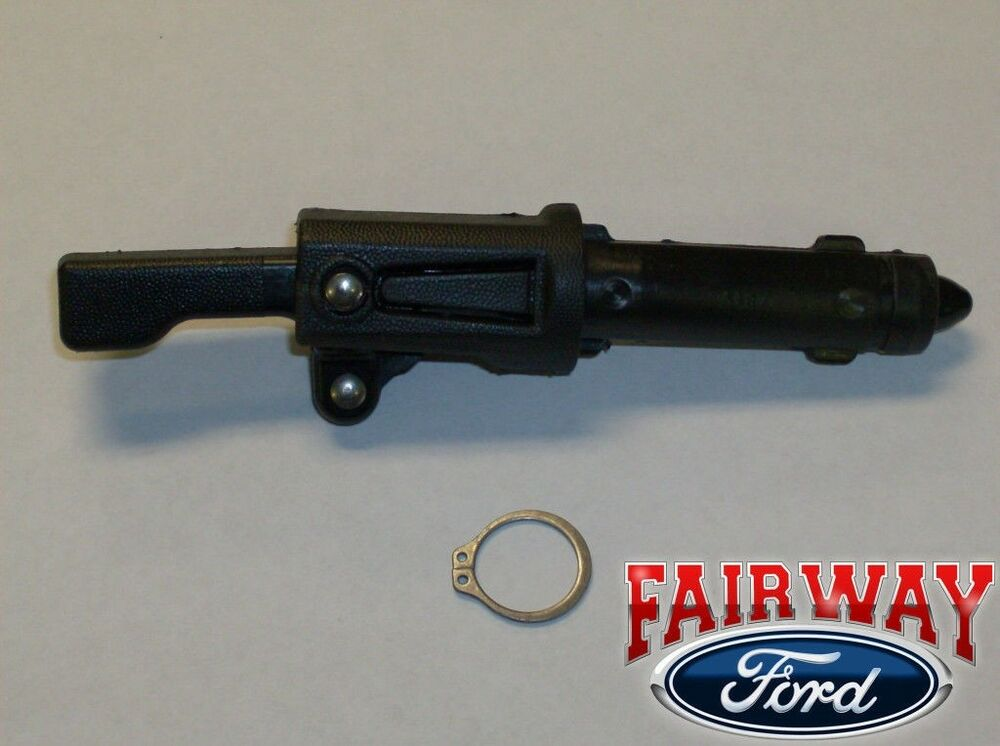 2007 2008 F-150 F150 OEM Genuine Ford Parts Bed Extender ...