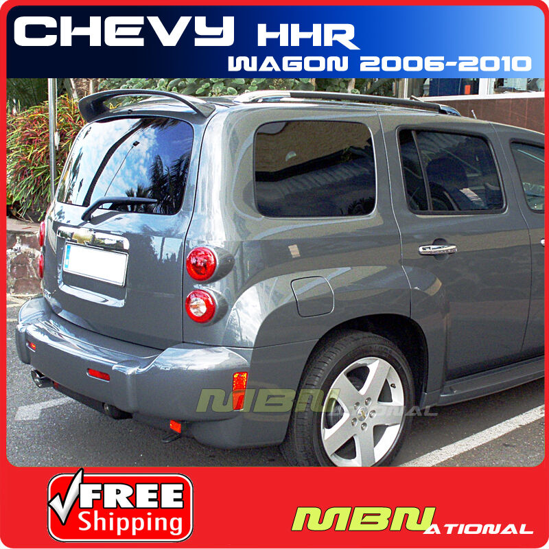 06 Chevrolet Hhr 4dr Wagon Rear Roof Trunk Tail Spoiler