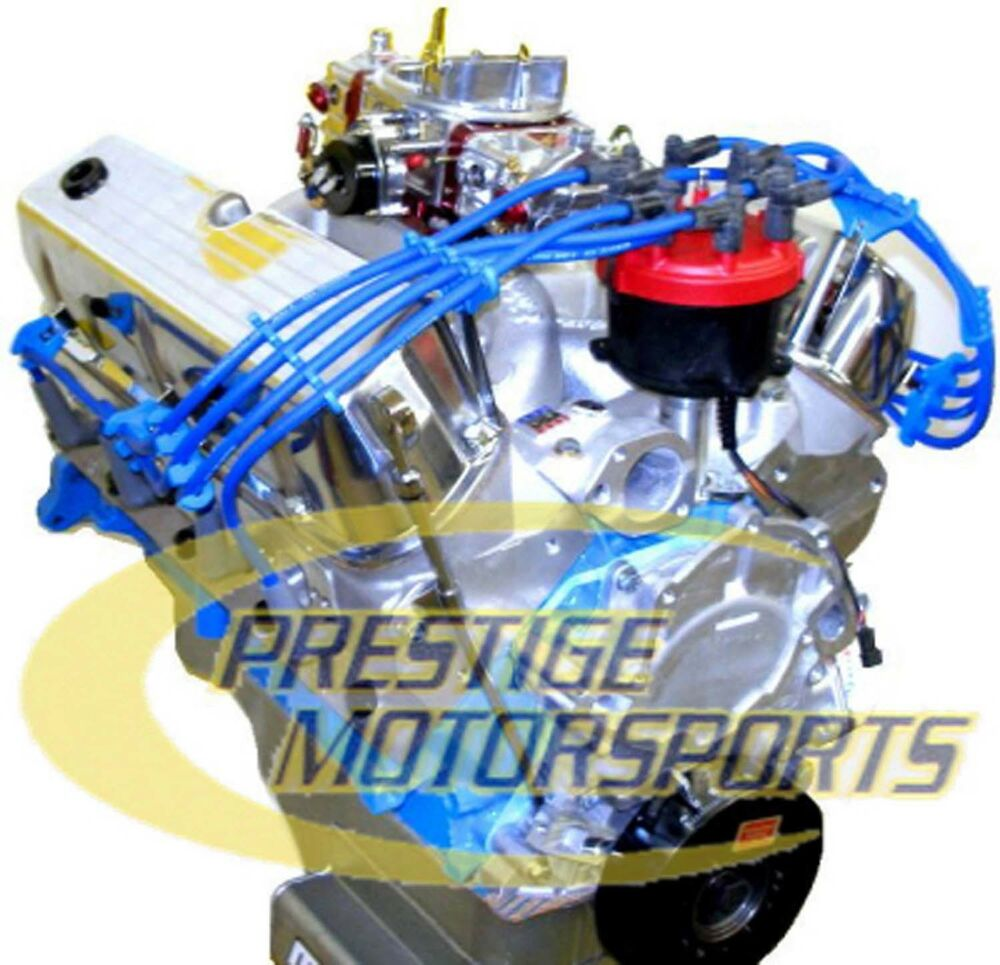500Hp Small Block Ford 347 Stroker Crate Engine Complete