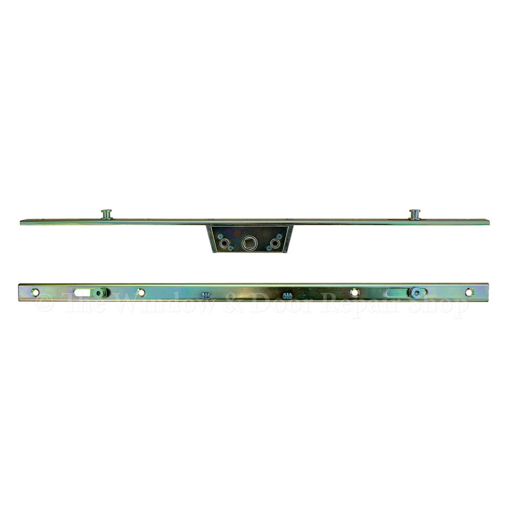 Avocet wms 600mm offset espag gearbox urail upvc window for Upvc offset french doors