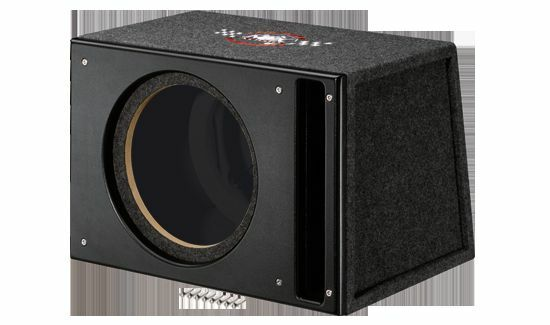 caisson vide mtx audio slh15u pour subwoofer 38cm ebay. Black Bedroom Furniture Sets. Home Design Ideas