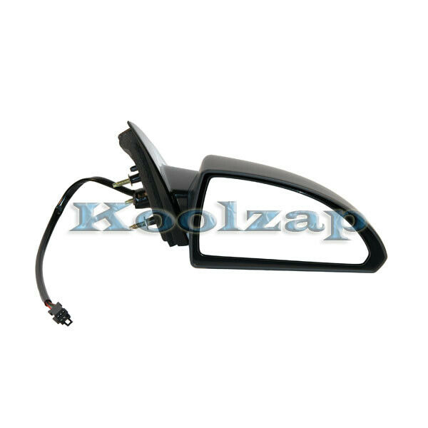 06 14 chevy impala power heat smooth black rear view mirror right passenger side ebay. Black Bedroom Furniture Sets. Home Design Ideas