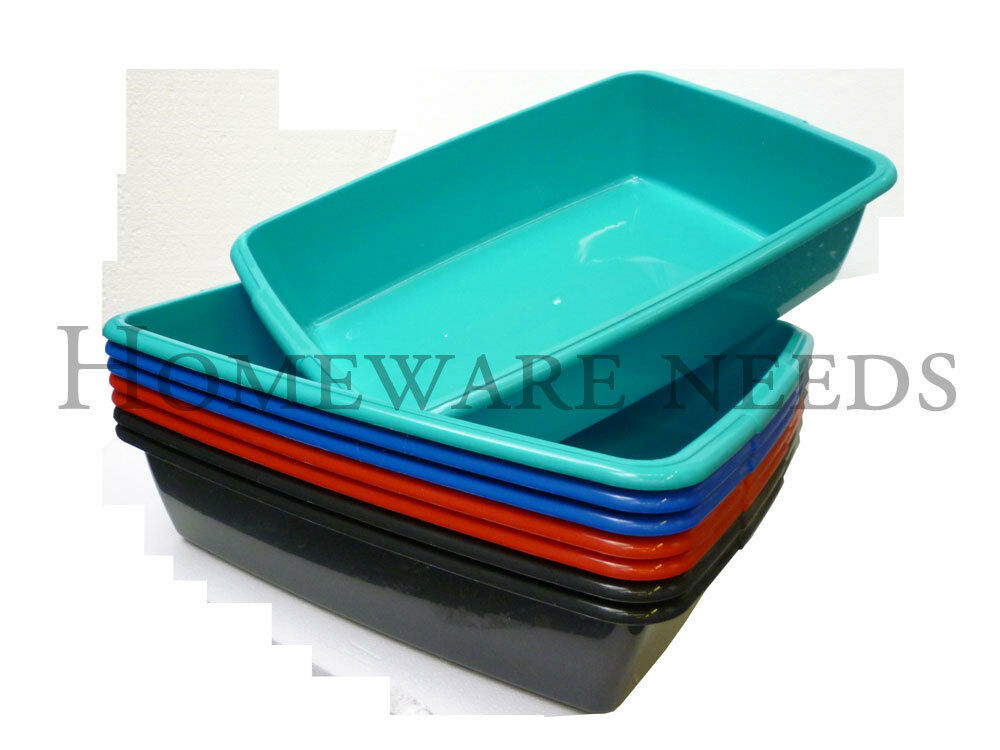 Plastic Cat Pet Litter Tray Different Sizes And Colours