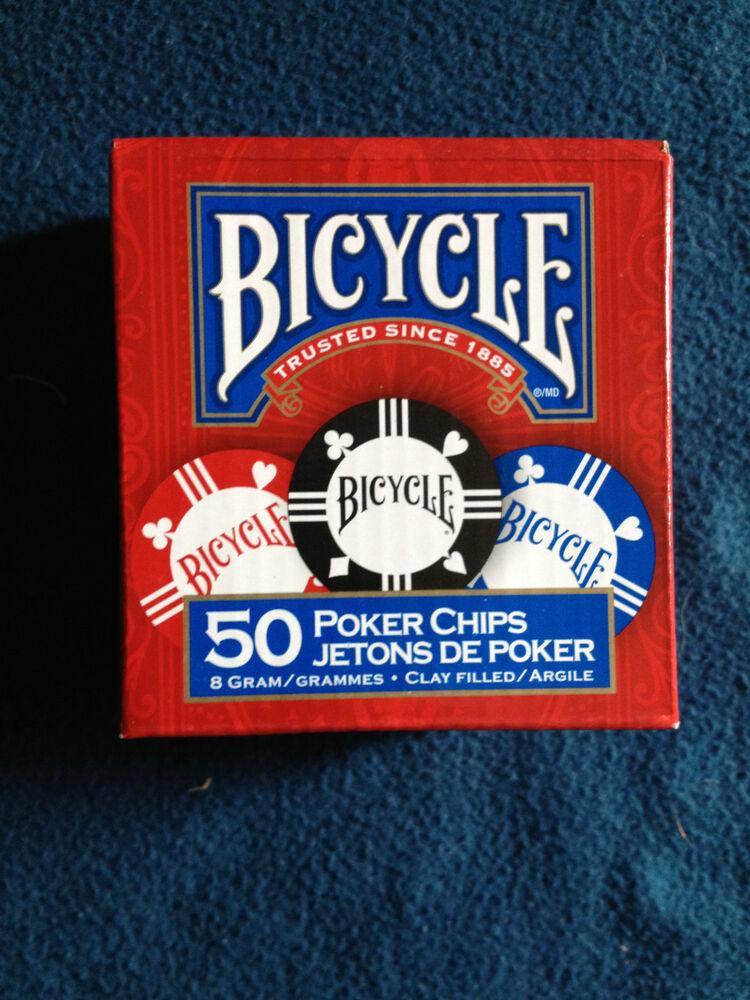 Bicycle poker tournament