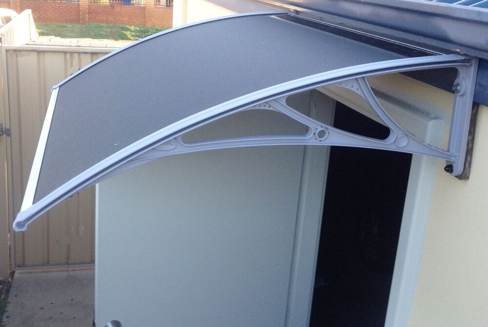 how to clean stained awning