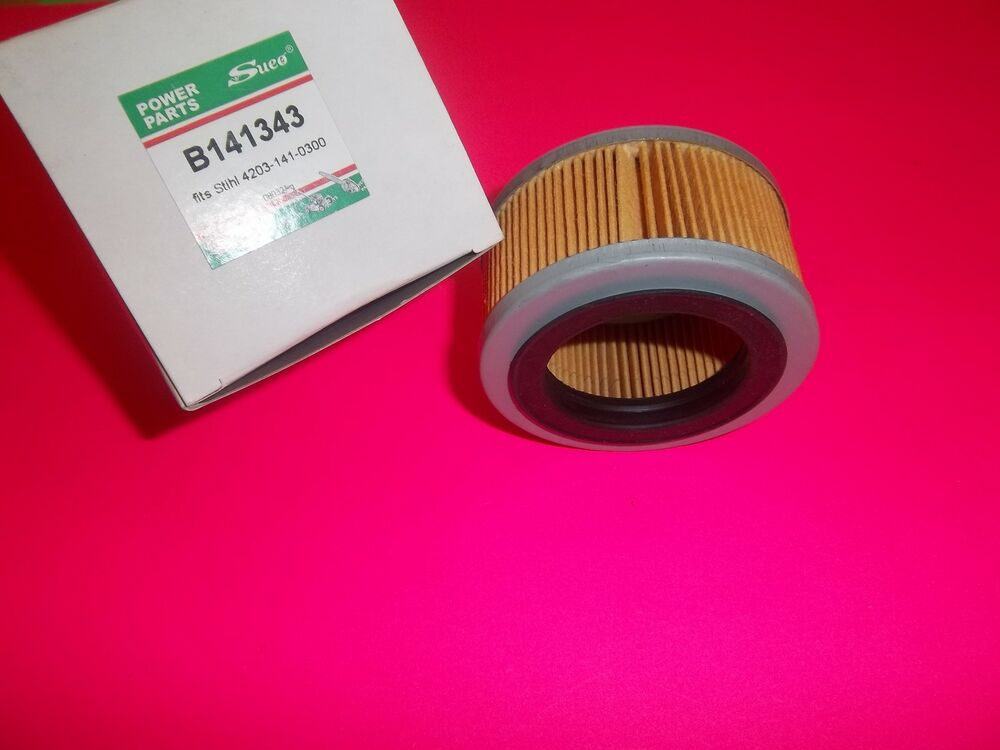 Air Filters For Blowers : New bbt air filter fits stihl br blowers