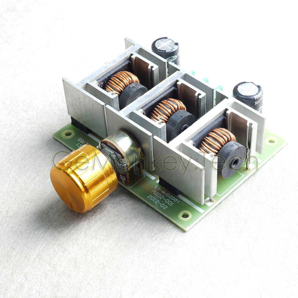 Pulse Width Modulation Pwm Of Fuel Pump Updates General Modulator Circuit 400w Dc 10v 40v 10a Motor Speed Control Switch