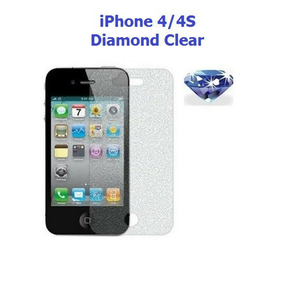 new iphone screen brand new sparkling glitter screen protector for 7552